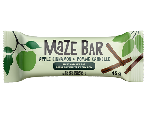 Maze Bars – Apple Cinnamon