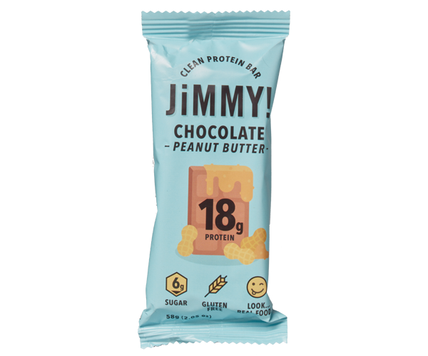 Jimmy-clean-protein-bar-chocolate-peanut-butter