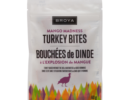 Broya Turkey Bites – Mango Madness