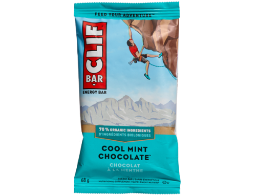 Clif Bars – Cool Mint