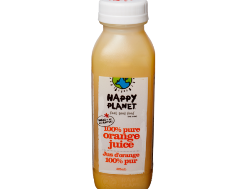 Happy Planet Juice – 100% Orange Juice