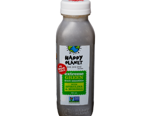 Happy Planet Smoothies – Xtreme Green