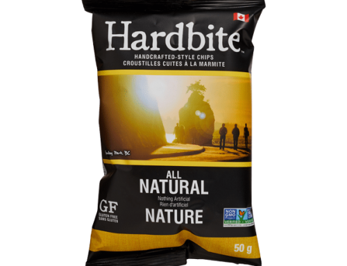 Hardbite Chips – All Natural