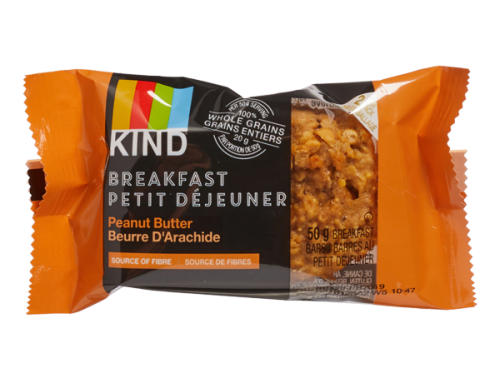 KIND Breakfast Bars – Peanut Butter