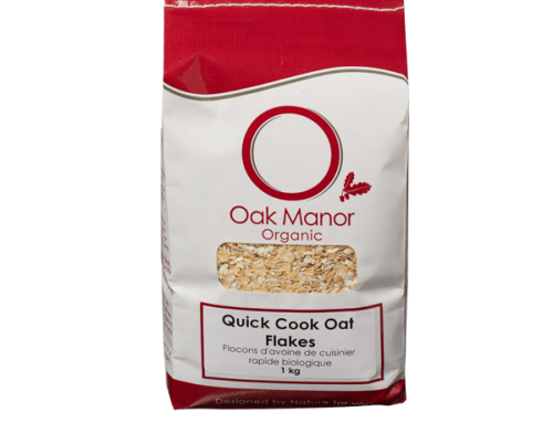 Oak Manor Quick Cook Oat Flakes