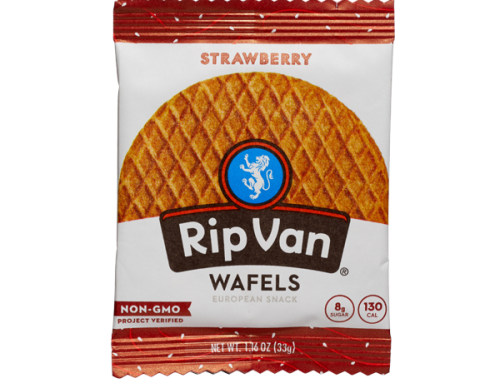 Rip Van Wafels – Strawberry
