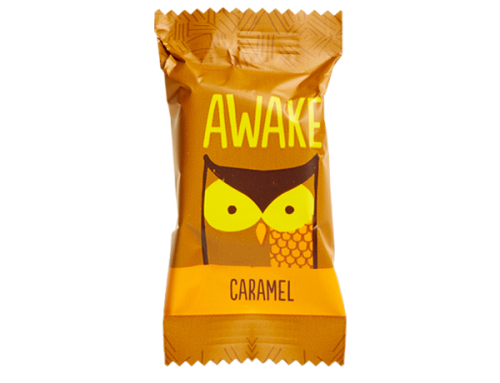 Awake Caffeinated Chocolate – Caramel Bites