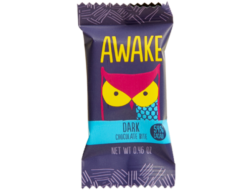 Awake Caffeinated Chocolate – Dark Bites