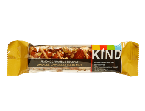 KIND Bars – Almond Caramel & Sea Salt