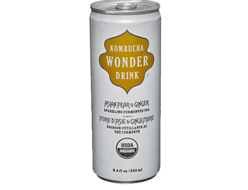 Wonder Kombucha – Asian Pear & Ginger