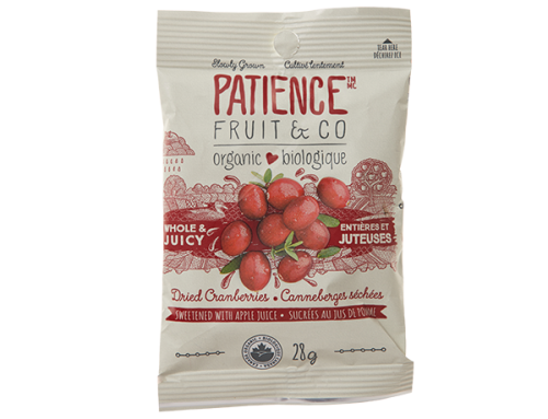 Patience Fruit & Co – Whole Dried Cranberries
