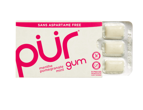 Pur Gum – Pomegranate Mint
