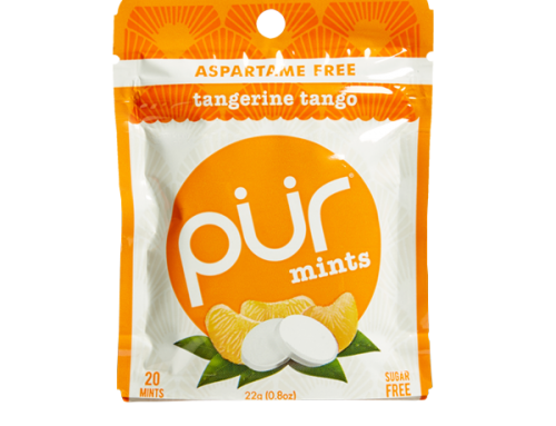 Pur Mint – Orange Tangerine