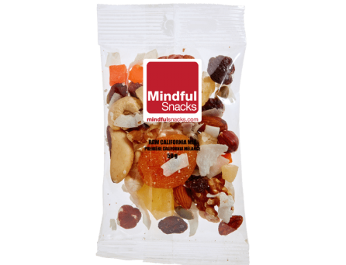 Raw California Mix (No Salt) – 50g
