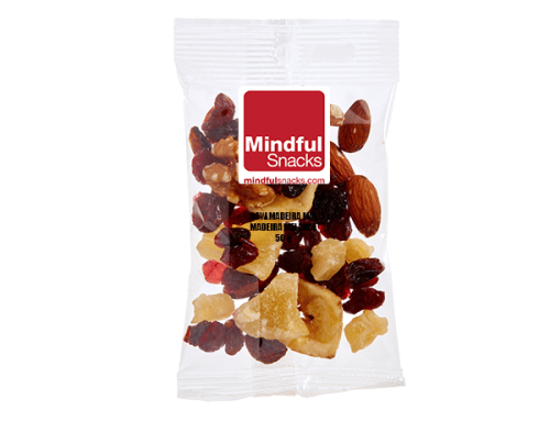 Raw Madeira Mix (No Salt) – 50g